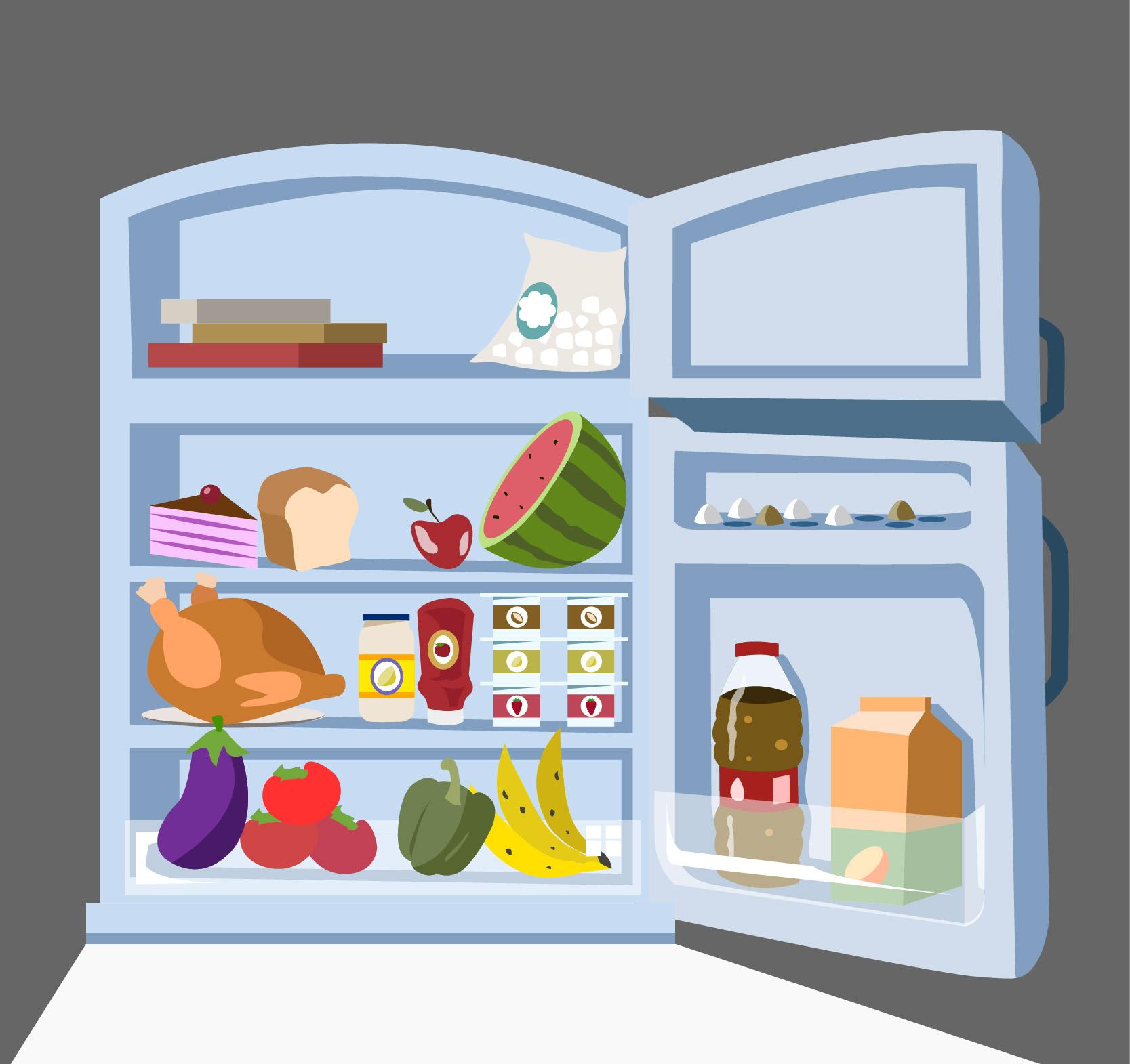 Comment Ranger Dans Un Frigo conserver des aliments dans son réfrigérateur, les bons
